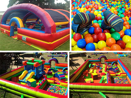 KZN Inflatables Manufacturing
